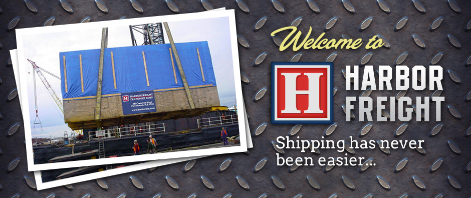 Harbor Freight Transport | Port of New York Warehouse & Packing