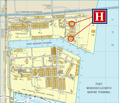 Location  Harbor Freight Transport