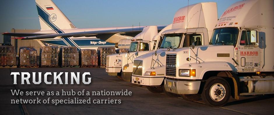 Harbor Freight Transport | Port of New York Warehouse & Packing